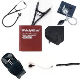 Komplett diagnostiskt set från Welch Allyn