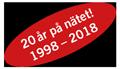 20 år på nätet