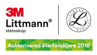 Littmann Auktoriserad Distributör 2018