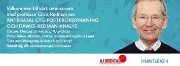Seminarium i Lund 10 maj